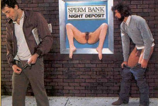 Banque de sperme nocturne