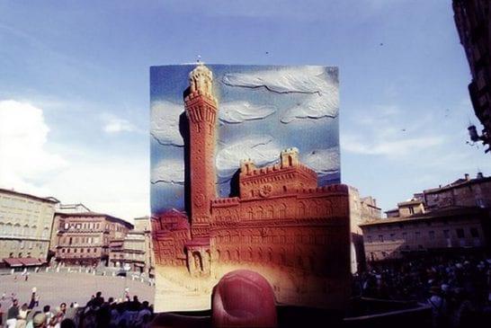 Photo Souvenir créative 44