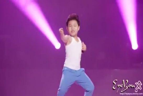 Mini Gangnam Style