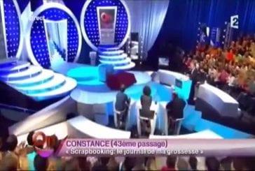 Constance Scrapbooking Le journal de ma grossesse