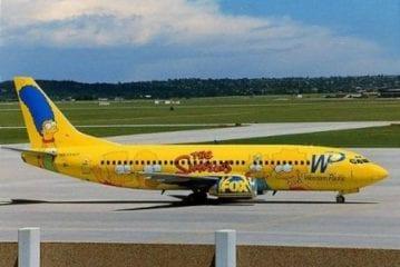 Des avions bien décorés