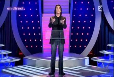 Jérémy Ferrari Ruquier un candidat de télé réalité rentre