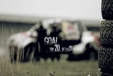 Car Roll Out In Belgium Dakar Rally 2013 Teaser