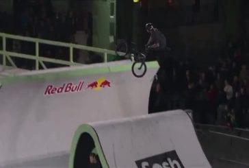 Grand Palais Bmx Contest Red Bull Skylines 2012 Paris