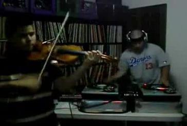 Hiphop violon