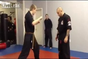 Technique de combat brillant
