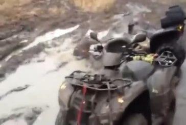 Comment ne pas obtenir un quad d'une rivière