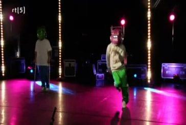 Sytycd dutch audition 2010