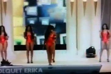 Miss Cote d'Ivoire 2012 en facheuse posture