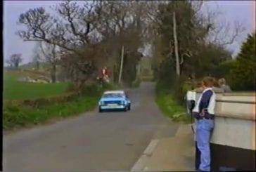 Course de rallye du printemps 1995