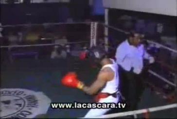 Pire de boxe jamais