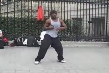 Street dance à paris