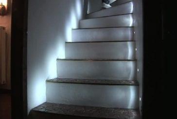 Eclairage d'escalier automatique