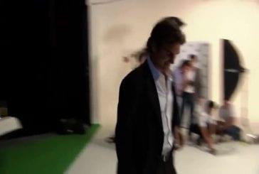 Etonnant Roger Federer Trickshot