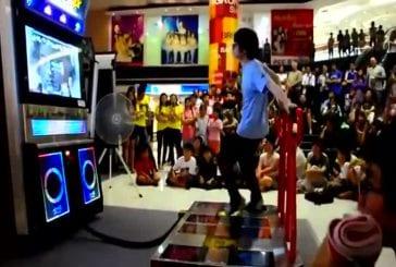 Concours du meilleur danseur de jeu vidéo