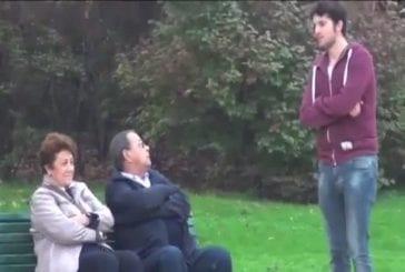 Peter en public