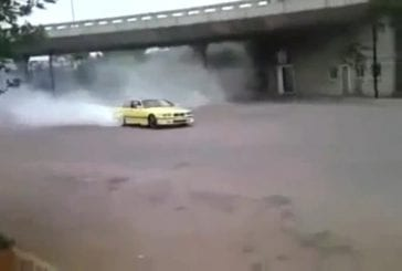 Faire des drifts en BMW FAIL