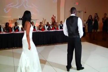 La meilleure danse du père au mariage de sa fille