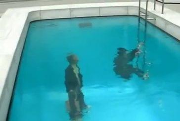 Incroyable fausse piscine japonaise
