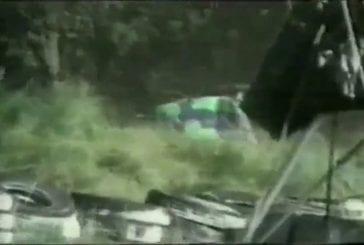2 accidents impressionnants durant une course