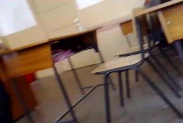 Blague de la chaise à l'école