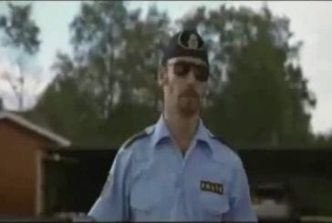 Super flic allemand n'a peur de rien