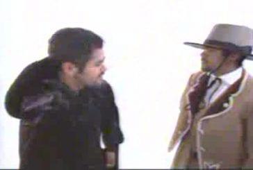 Djamel Debbouze est Zorro