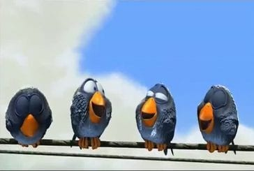 For the birds - animation Pixar
