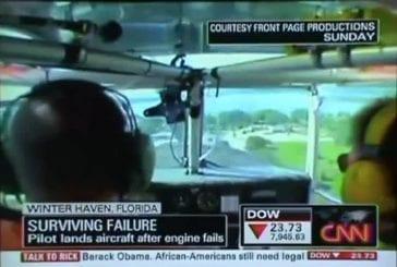 Pilote d'avion incroyable