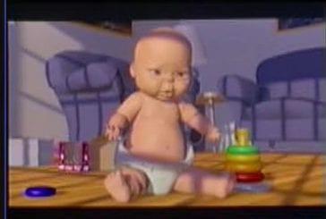 Tin Toy animation Pixar