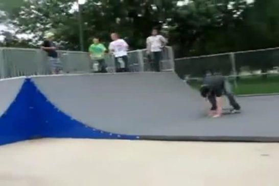 Skater vs BMX