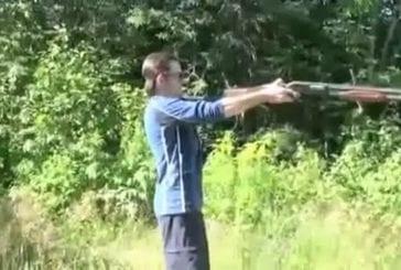 Se prendre un coup de fusil en pleine tronche