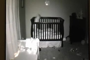 Ce bébé ne veut pas faire la sieste
