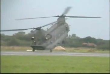 Hélicoptère volant génial compétences