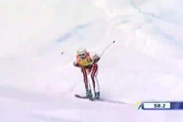 Skier horreur