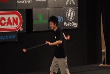 Champion du monde de Yoyo
