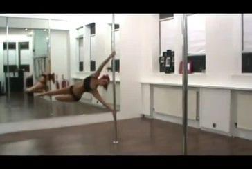 Les différentes positions du Pole Dancing