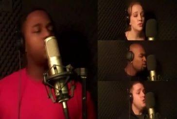 Duwende - Thriller (a cappella)