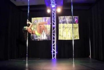 Pole dancing sur du dubstep
