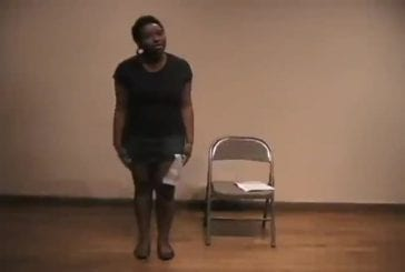 Audition en culotte FAIL