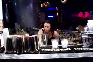Sexy barman de Las Vegas