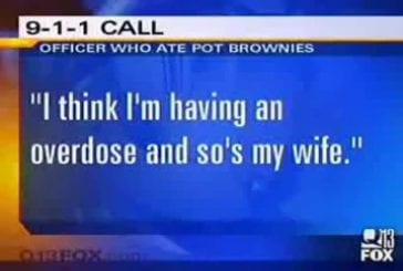 Policier vole de la marijuana