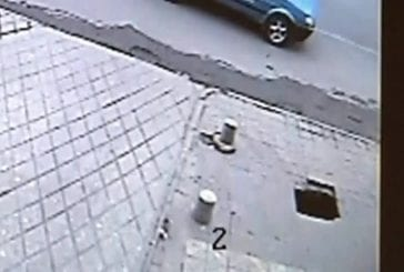 Adolescent disparaît dans le sol