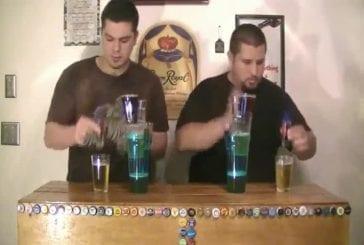 Bombe à la bière