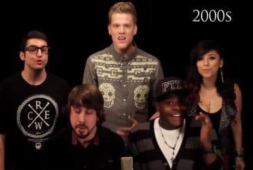Evolution of Music Pentatonix