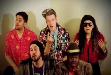 Thrift Shop Pentatonix (Macklemore Ryan Lewis cover)
