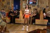 Cours de Hula Hoop avec les Hooters Girl