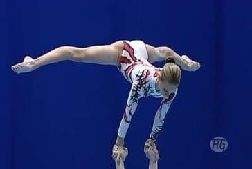 Gymnastique acrobatique