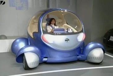Voitures japonaises futuristes