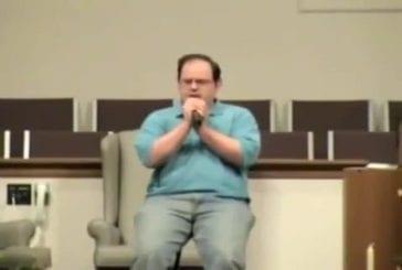 Le pire chanteur d'église